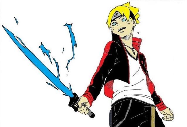 Boruto Naruto Espada de Chakra 2