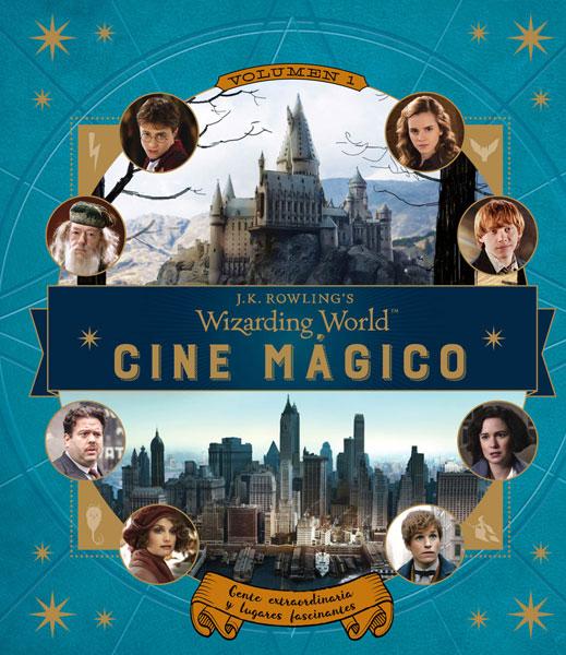 Cine Mágico portada