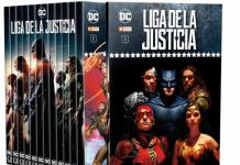 Coleccionable semanal ECC Liga de la Justicia