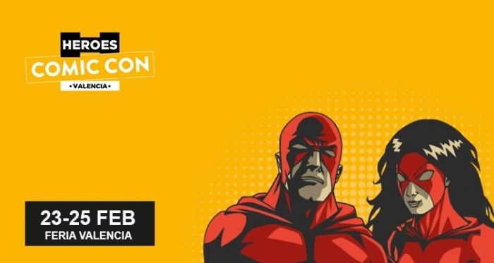 Comic Con Valencia