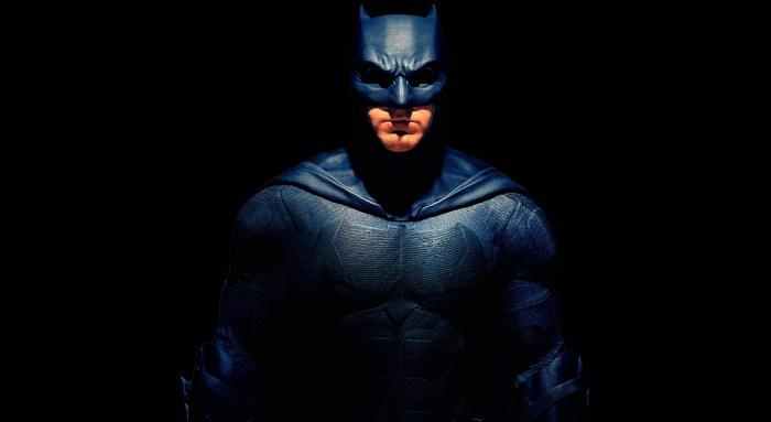 Danny Elfman Liga de la Justicia Batman