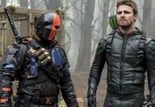 Deathstroke y arrow
