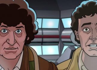 Doctor Who - episodio inacabado Douglas Adams