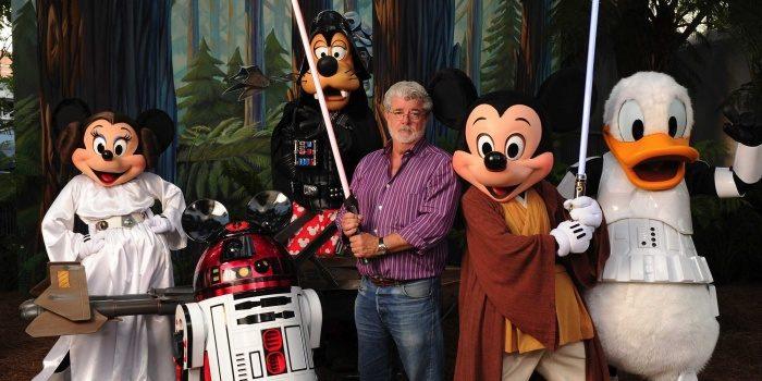 Lucasfilm entra en la familia Disney