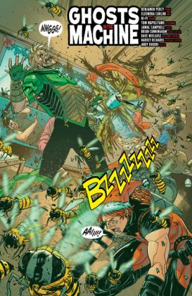Green arrow annual 05
