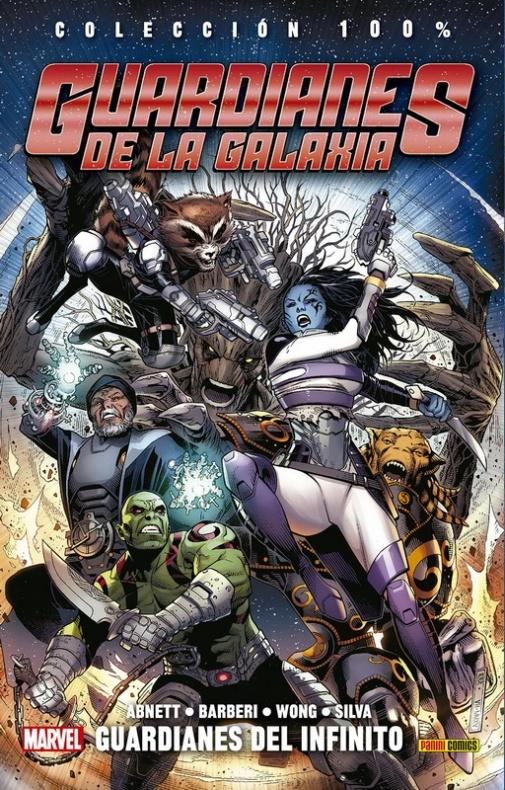 Guardianes del Infinito 2