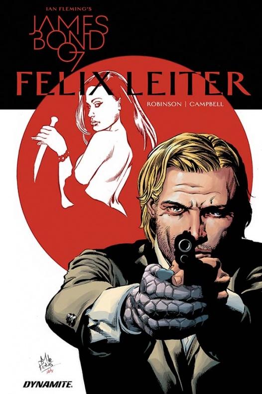 James Bond Felix Leiter (2)