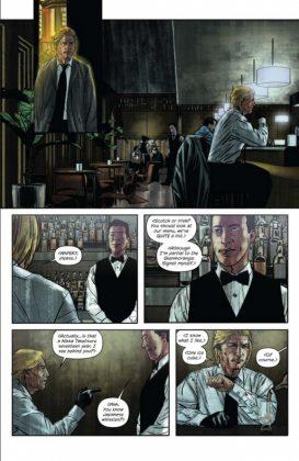 James Bond Felix Leiter (5)