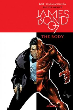 James Bond The Body (1)