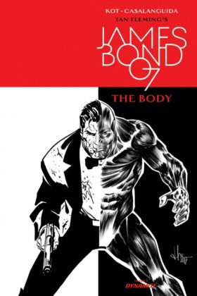 James Bond The Body (2)