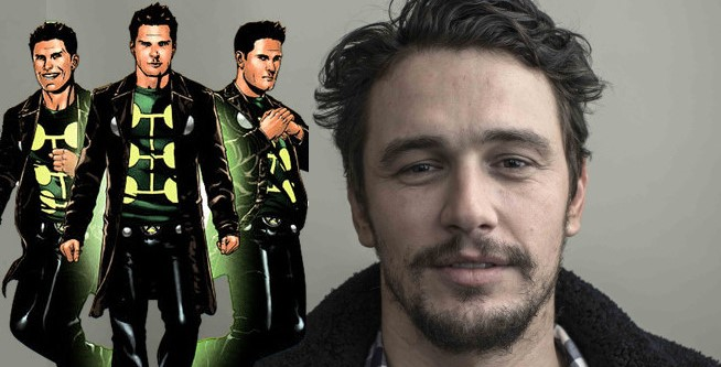 James Franco Multiple Man 1