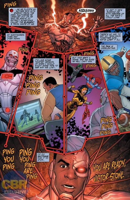 Justice League 33. 2