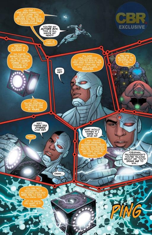 Justice League 33. 3