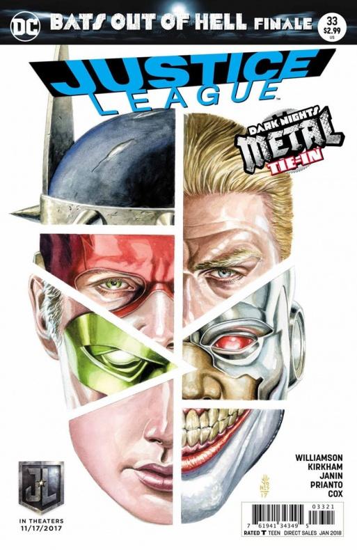 Justice League 33. 5