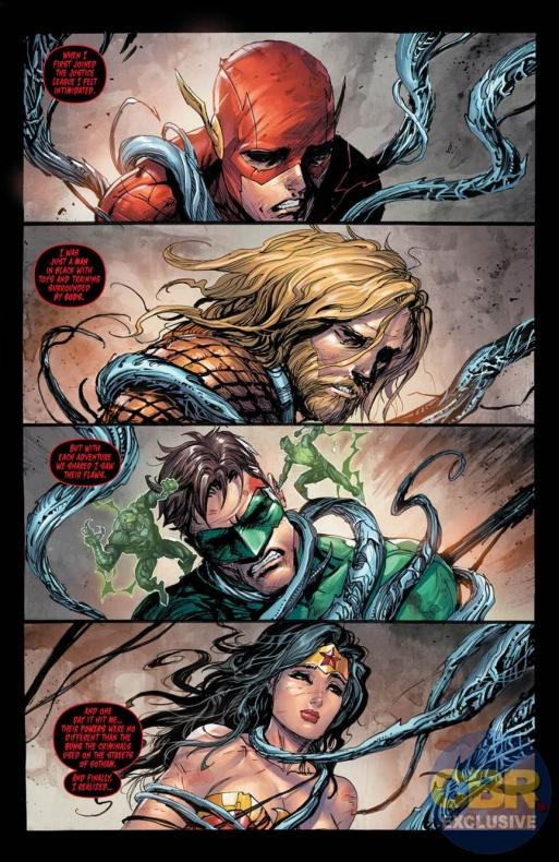 Justice League 33.