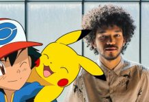 Justice Smith - Detective Pikachu
