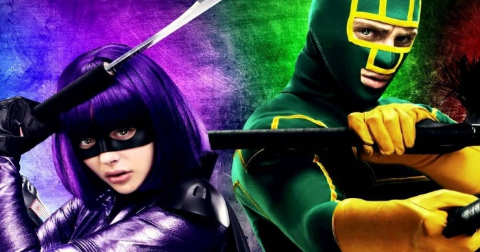Kick-Ass Hit-Girl Mark Millar