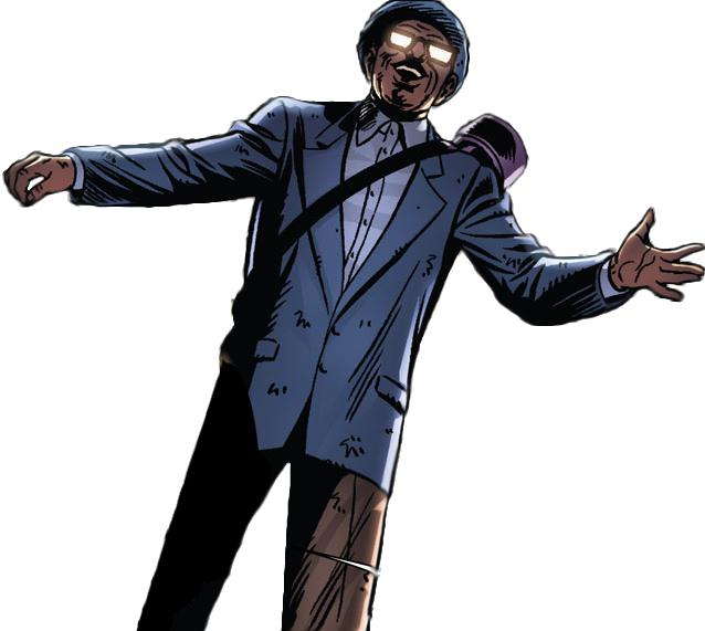 Kwaku Anansi Tierra 616