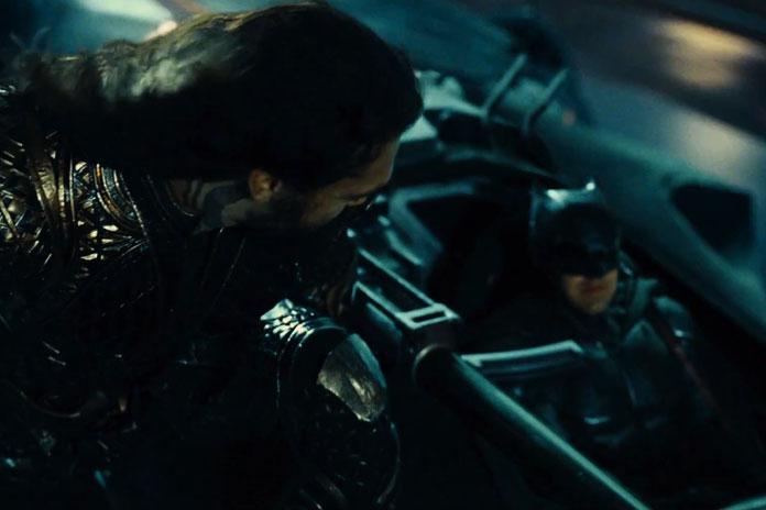 Liga de la Justicia - Aquaman y Batman