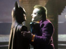 Batman y Joker - película de Tim Burton de 1989