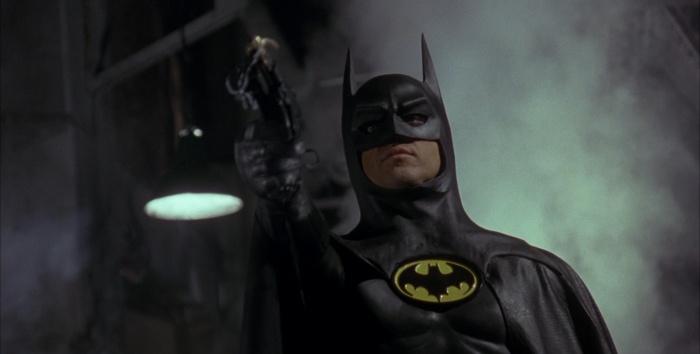 Liga de la Justicia Batman Tim Burton