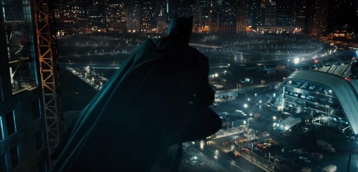 Liga de la Justicia - Batman