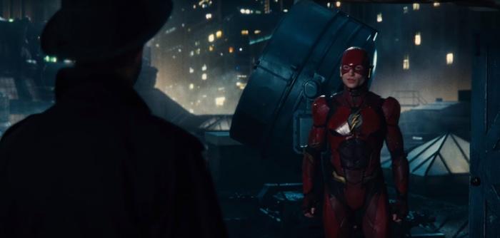 Liga de la Justicia - Gordon y Flash