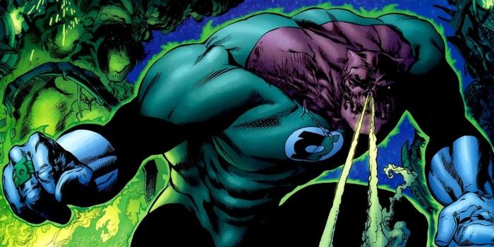 Liga de la Justicia Linternas Verdes