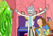 Los Simpson Rick y Morty