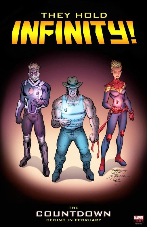 Marvel Infinity 1