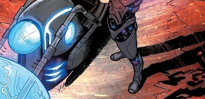 Marvel Introduce A Un Nuevo Y Cósmico Motorista Fantasma
