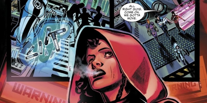 Nightwing The New Order Lois Lane (4)