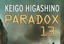 Paradox 13 Keigo Higashino Nova destacada