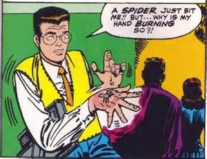 Peter Parker picado