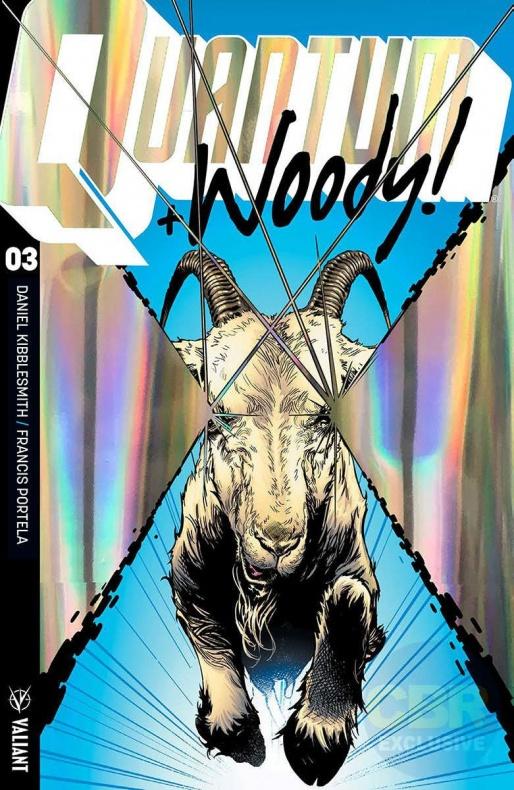 Quantum Woody 3
