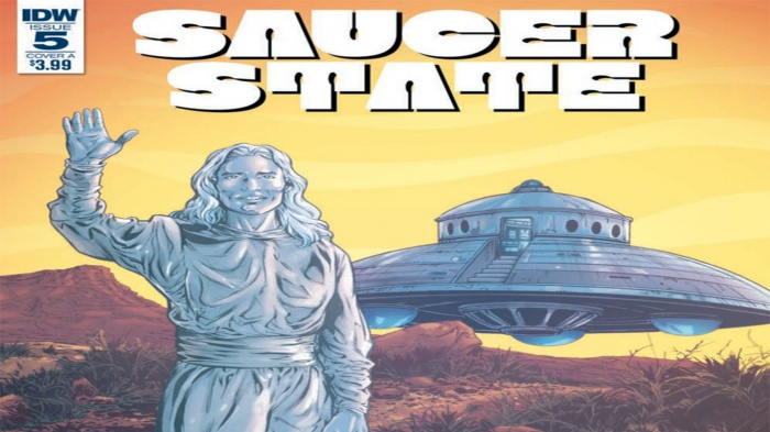Saucer State