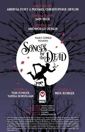 Songs for the Dead #1 (3)