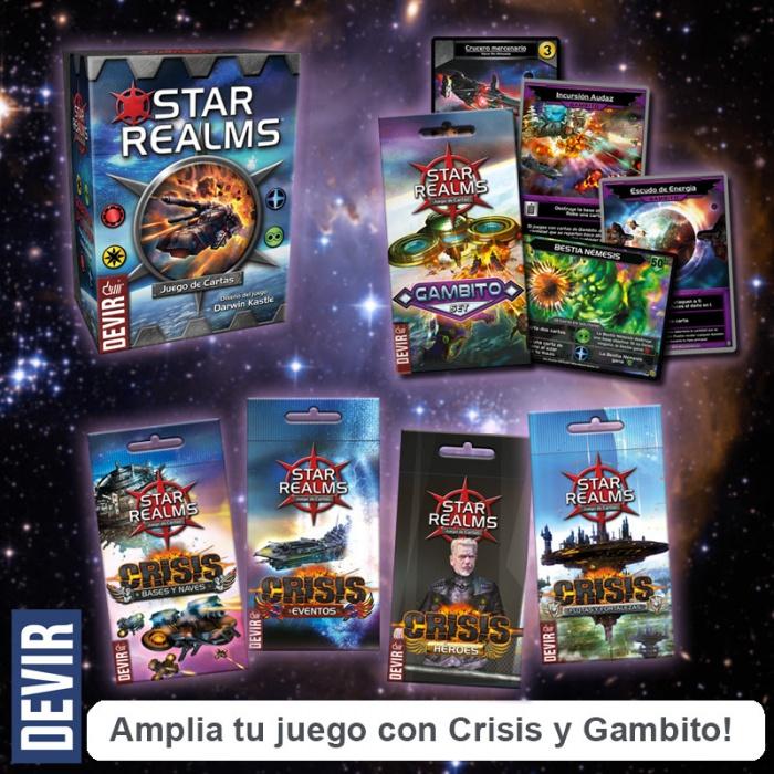 Star Realms Devir