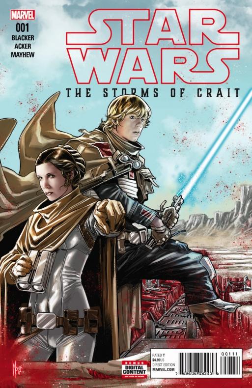 Star Wars The Last Jedi - Storms of Crait #1 (1)