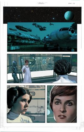 Star Wars The Last Jedi - Storms of Crait #1 (5)
