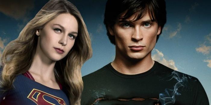 Supergirl Smallville