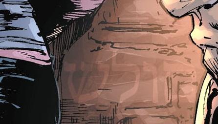 Superman detalle