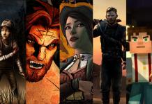 Telltale Games Reducción Plantilla