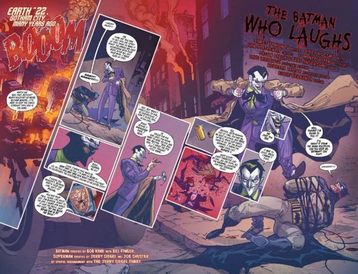 The Batman Who Laughs 1 2