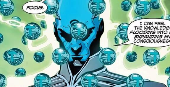 The Flash Brainstorm