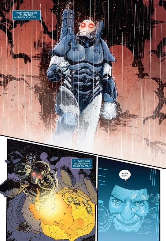 The Punisher Marvel Legacy