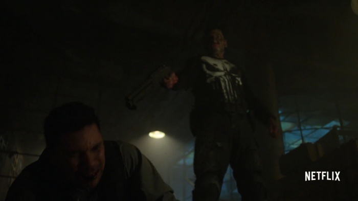 The Punisher - violencia
