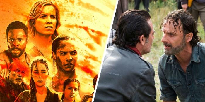 'The Walking Dead' crossover 'Fear the Walking Dead' (1)