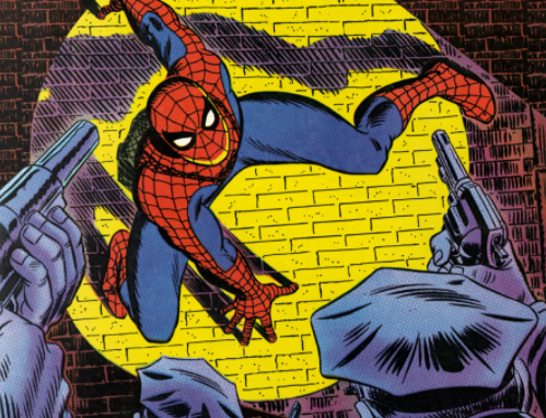 The little book of the amazing spider man 05