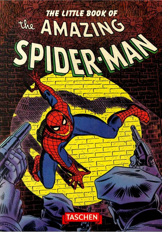 The little book of the amazing spider man